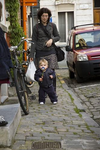 Jan op straat