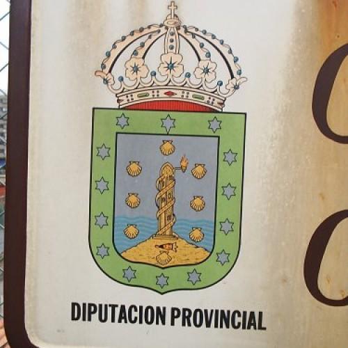 escudo diputacion coruña