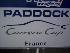 Paddock Carrera Cup