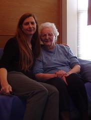 With Grandma in Wilbur