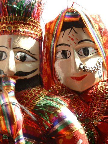 Sahib and Biwi