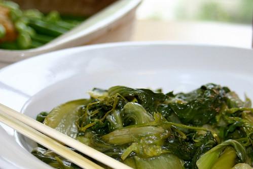 dinner greens
