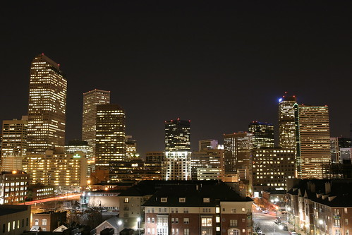 Denver Nightscape | by dagpeak