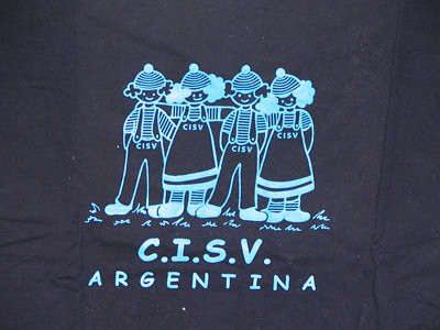 Argentina with Hats.