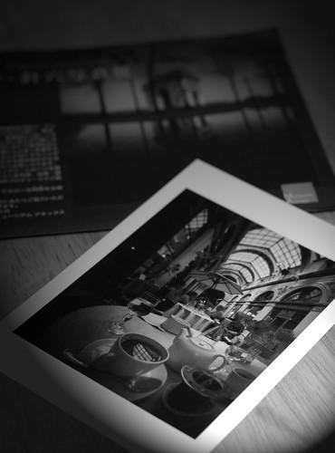pinhole photo by Mieko Tadokoro