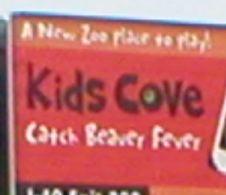 zoo billboard