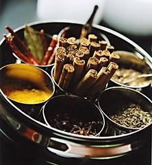 Chai Tea Raw Fresh Organic Ingredients | by Kris Krug