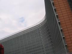 Berlaymontgebouw, adeilad y Comisiwn Ewropeaidd, Brwsel