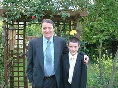 Aidan and me
