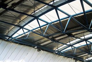 Waterloo Roof - Waterloo Station in London was designed by N… - Flickr