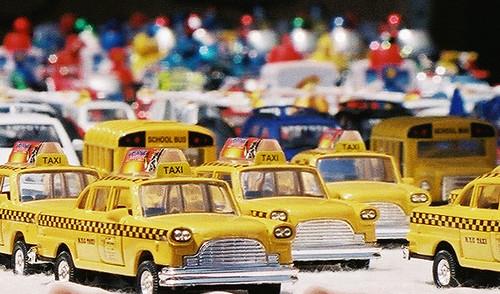 Tiny Taxis