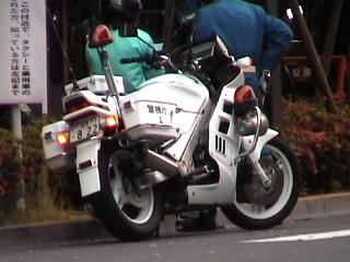 Honda Super Cop