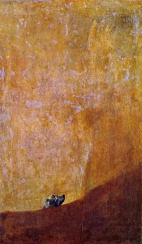 Goya - Dog