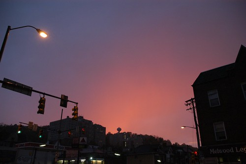 Sky on Fire