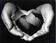 A ferida de um coração
