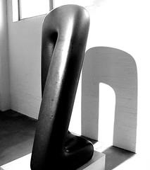 """""""Walking Void #2,"""" Isamu Noguchi, 1970"""