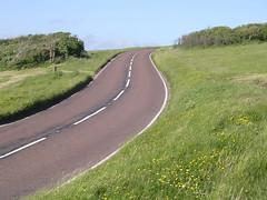 Road to Beachy Head