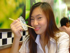 Yiming w/straw
