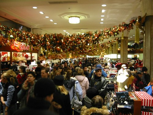 madhouse Macy's at Xmas | by pnoeric