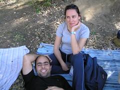 Paula e Nuno a dar no duro