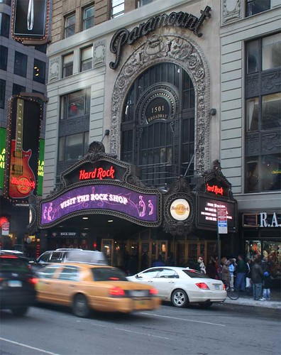 Hard Rock Cafe NYC | by L-ines