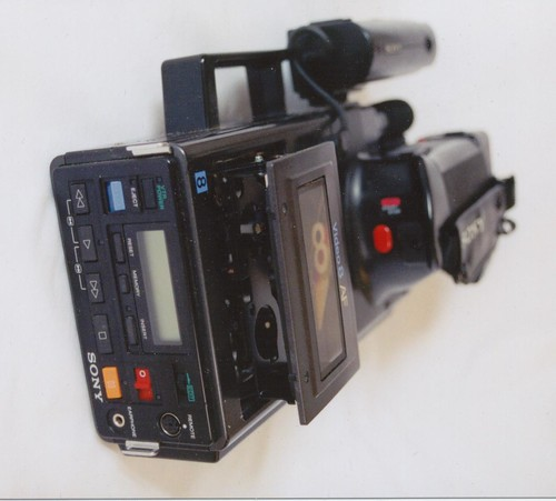 Old Sony Video Camera | by Robert of Fairfax