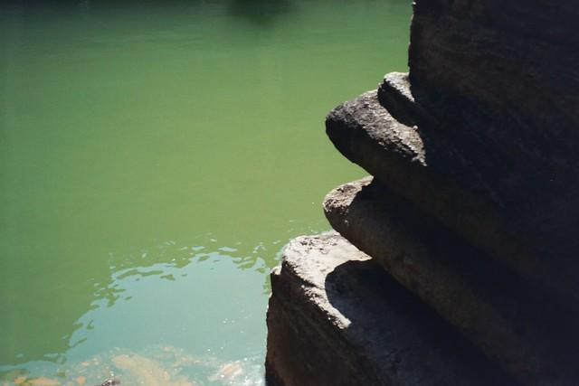 Roman Baths Column Base