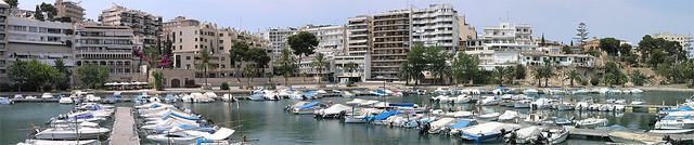 Palma de Mallorca - small port