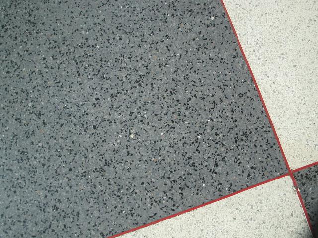 Industrial Flooring: Chicago Airport