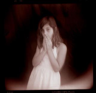 speak no evil | by Laura Burlton - www.lauraburlton.com