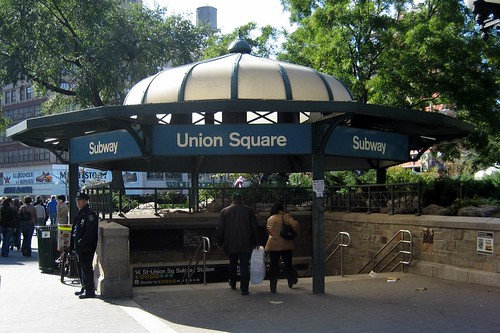 NYC: Union Square - 14 St-Union Sq Subway Station | by wallyg