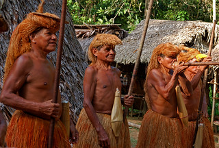 Amazon Indians | by chany14