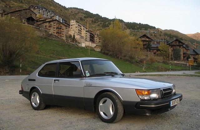 SAAB 900 Turbo 1985