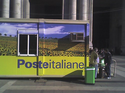Adventures with Poste Italiane | by LeeLeFever