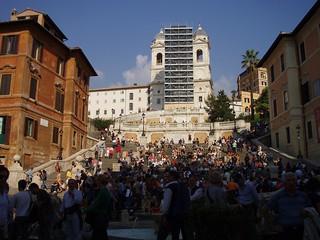 Piazza di Spagna (Roma) | by agu²!
