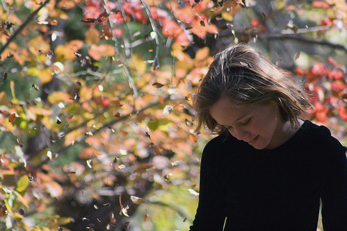 autumn portrait fall kiki
