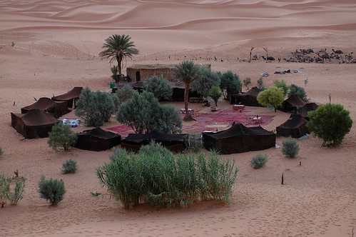 The Erg Chebbi Dunes, Morocco | by Robbie's Photo Art