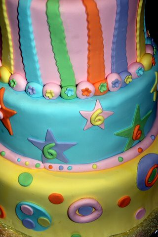 Pleasant Birthday Cake 6 Years Old Girl You Have Been Sent 9 Pict Flickr Funny Birthday Cards Online Unhofree Goldxyz