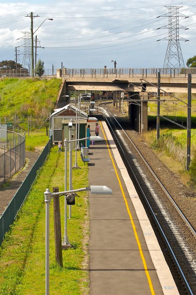 Nort Port Kembla Station by Brian Yap (葉)