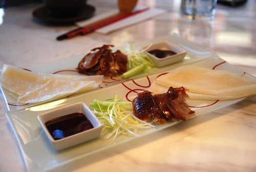 Peking Duck - Duck Duck Goose Yum Cha Silver AUD6 for 2 wraps | by avlxyz