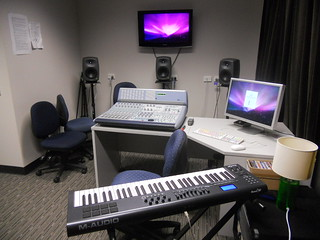 Music Studio | by mikecogh