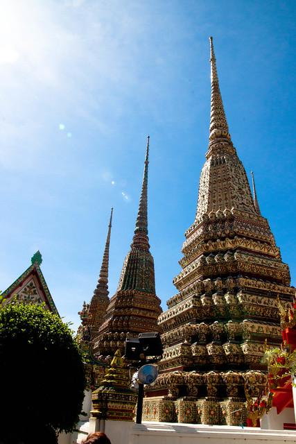 Wat Po Thailand Bangkok