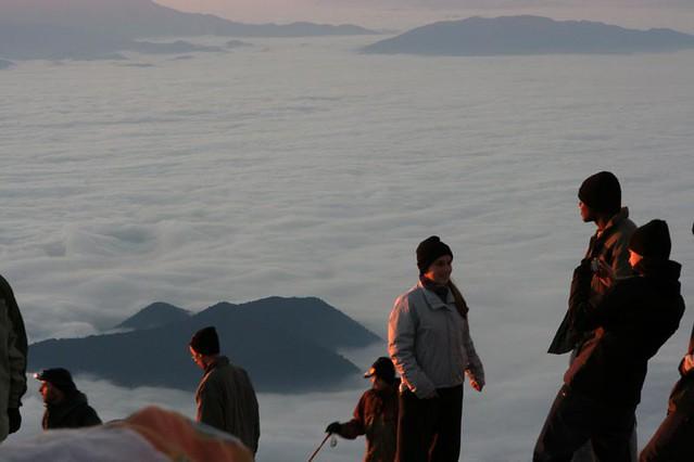 Mar de Nuvens 2
