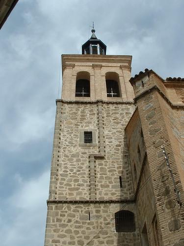 Iglesia Virgen de Altagracia - Torre | by albTotxo