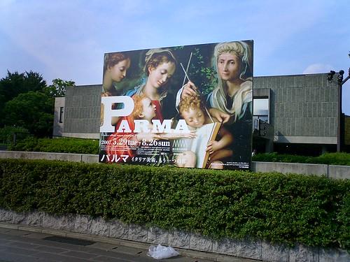 国立西洋美術館 パルマ展1   by giovanniscanavino