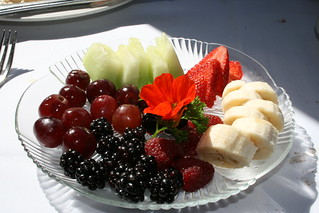 Breakfast Fruit Plate | by alasam