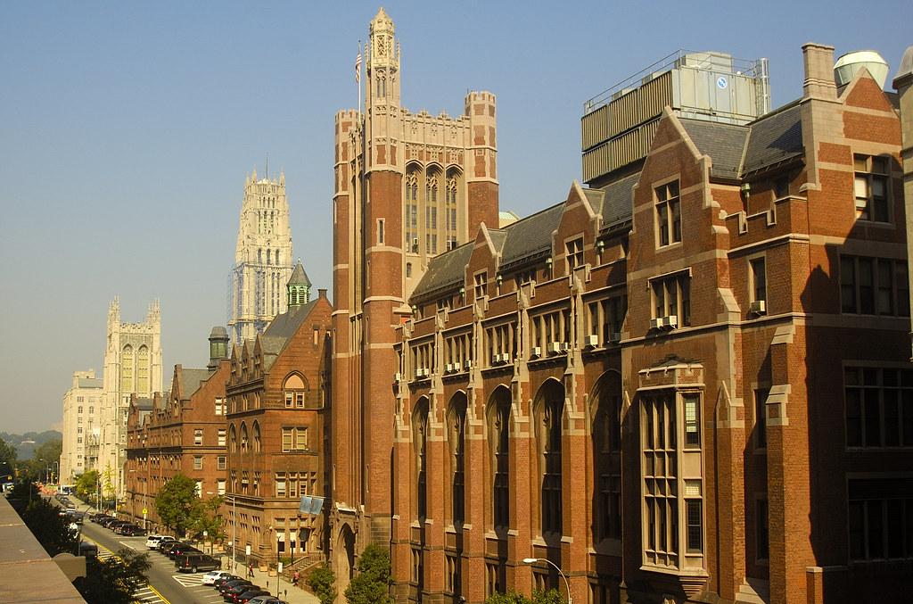 Teachers College, Columbia University   @ Columbia Universit