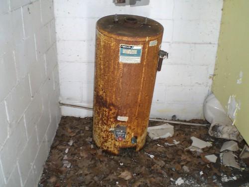 Hot Water Heater   by jgurbisz