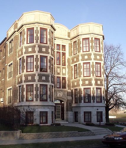 Savannah Apartments--Detroit MI