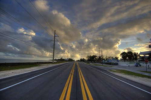Driving In The Keys | by Bob Jagendorf